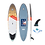 Thumbnail: Aztron JUPIT Allround Stand Up Paddle Board SUP 10.8 Bamboo