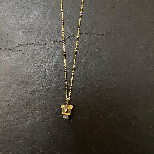 Head off mouse pendant