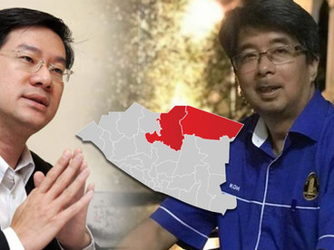 MCA's grassroot dispute for Alor Gajah candidacy an indicator of Barisan Nasional's confidence for G