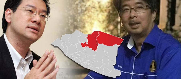 MCA's grassroot dispute for Alor Gajah candidacy an indicator of Barisan Nasional's confidence for G