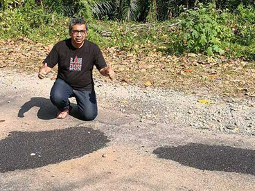 Tangga Batu MP's prayer proves that constituencies under a ministerial figure may not necessarily re