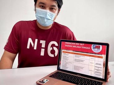 Kluster Jalan Seri Raya   11 Julai 2021   JANGAN Anggap Hanya Pekerja Kilang Sahaja yang Berisiko