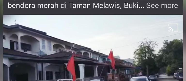 Banjir di Ayer Keroh | 爱极乐区水灾 | 8 Julai 2021| 🚩Solidariti Kempen Bendera Merah 🚩