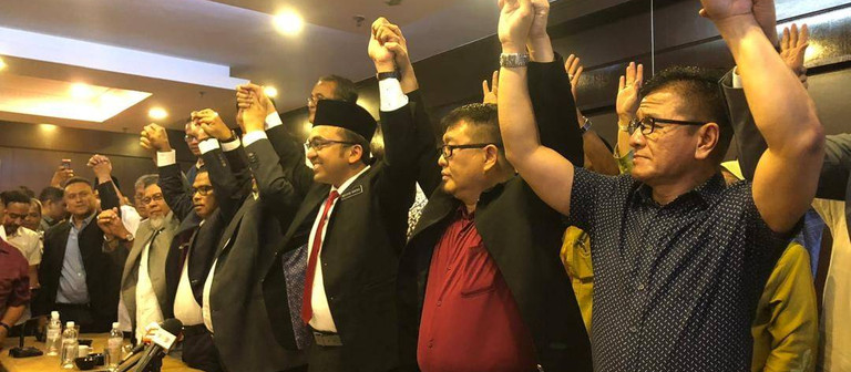 Melaka Perikatan Nasional state government - a regime that has failed in legitimating itself