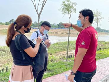 Banjir di Ayer Keroh   爱极乐区水灾   26 Mei 2021  Memo kepada Kerajaan Negeri