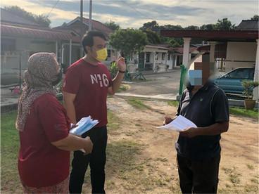 Banjir di Ayer Keroh   12 Oktober 2021   Amanah Seorang ADUN 承诺与服务不停歇