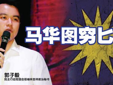 马华沦落到以【制衡巫统】为由向华社求票,证明国阵不是秉持马来西亚价值和精神的政府