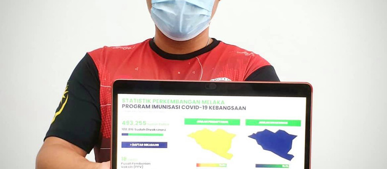 3 Cadangan Mengenai PPV (Pusat Pemberian Vaksin)   |   针对疫苗接种中心的三大建议