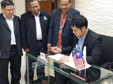 The First AIoT Platform of Malaysia Formed in Melaka