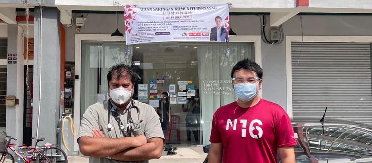 Program Subsidi Ujian Saringan Komuniti Bersasar Ayer Keroh | 爱极乐社区针对性筛检补贴计划 | Keputusan