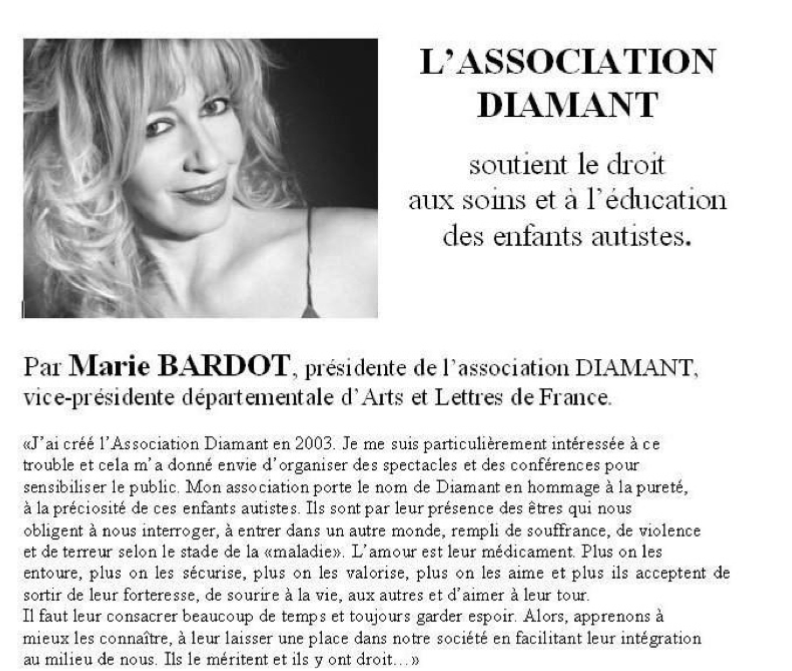 L'association Diamant
