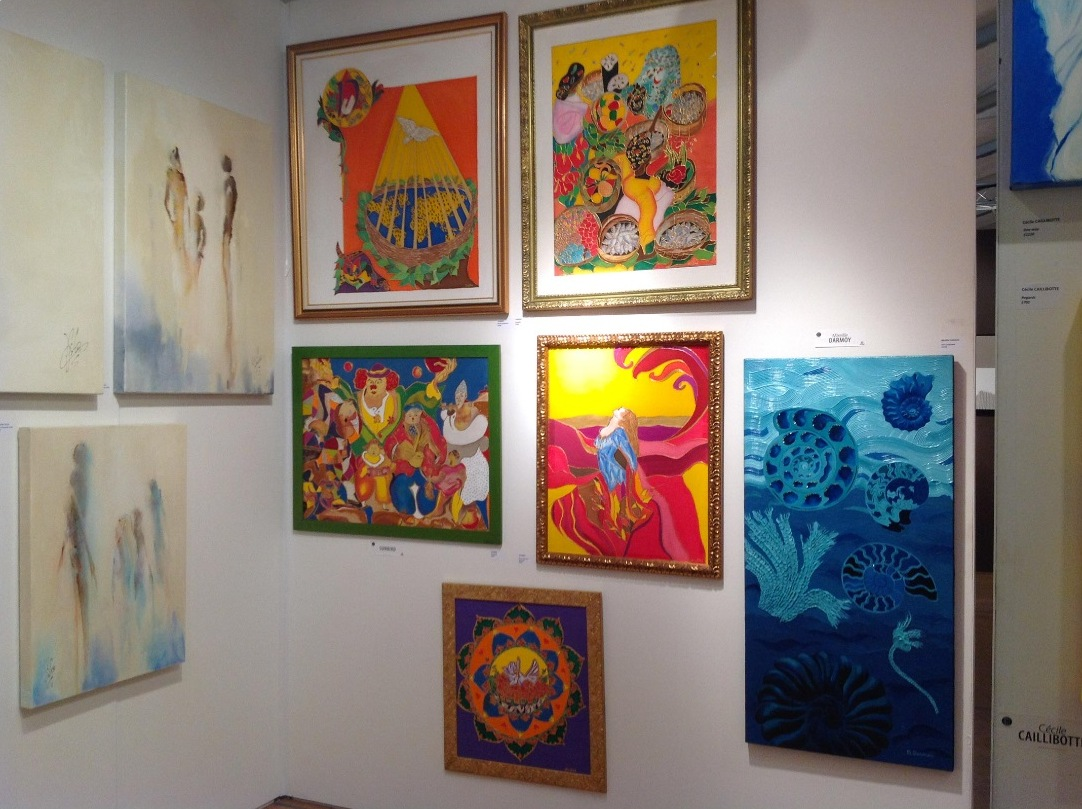 Sunbird, à l'exposition MIAMI