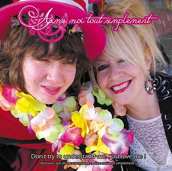 Aime-moi tout simplement, l'album de Sunbird, soutien des enfants autistes