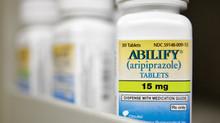 La prescription du neuroleptique aripiprazole peut entraîner des idées suicidaires chez les jeune au