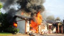 Un incendie détruit le domicile de Marie Bardot et Lily, sa jeune fille autiste