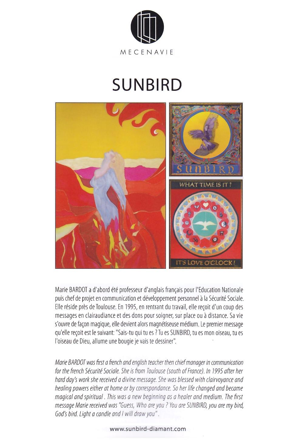Sunbird, à l'exposition ARTEXPO 2017
