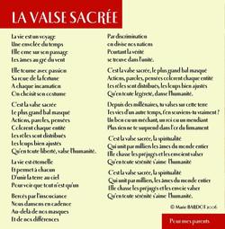 03 La valse sacree