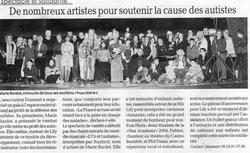 Marie Bardot et ses soutiens