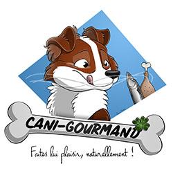 Mastication de nos chiens mediateurs et Cani-gourmand
