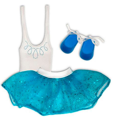 Kit Bailarina Azul