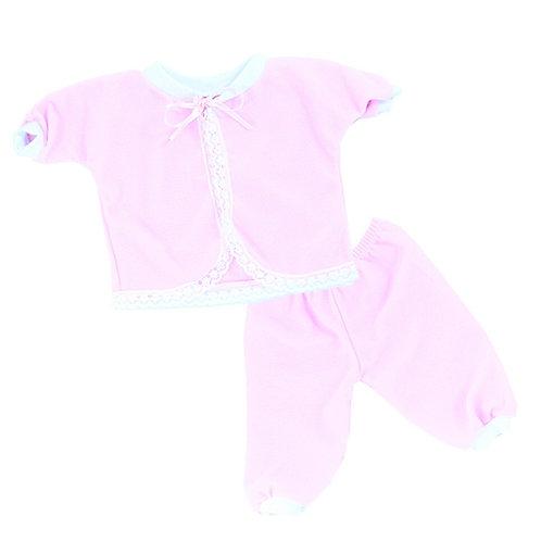 Pijama Rendinha Rosa