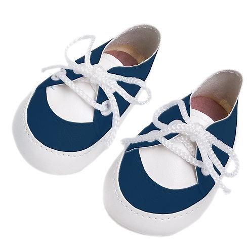 Tênis Luxo Azul Marinho