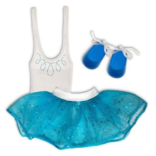 Kit Conjunto Bailarina Blue