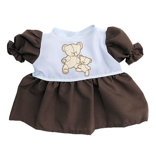 Vestido Mãe Ursa