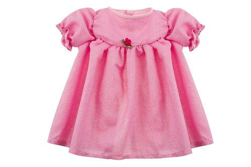 Vestido Gliter Rosinha