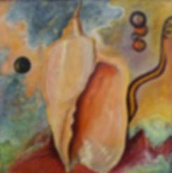 Art by Evel | Seashell
