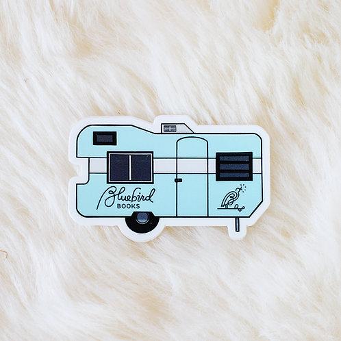 Trailer sticker