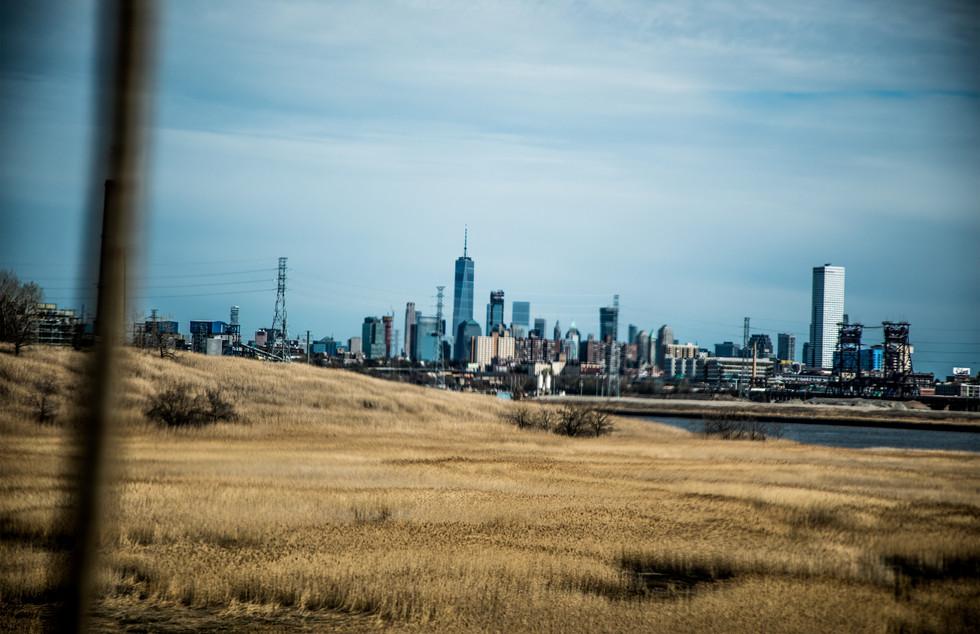 NYC via NJTransit
