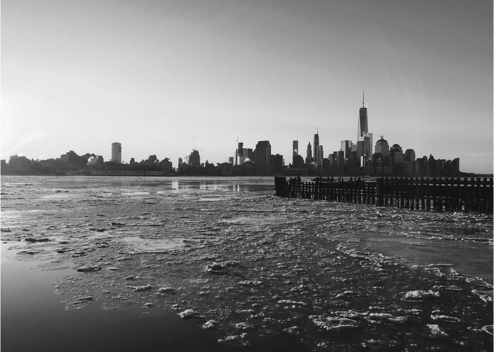 Winter, Pier A