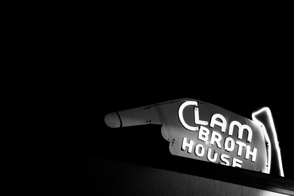 Clam Broth House