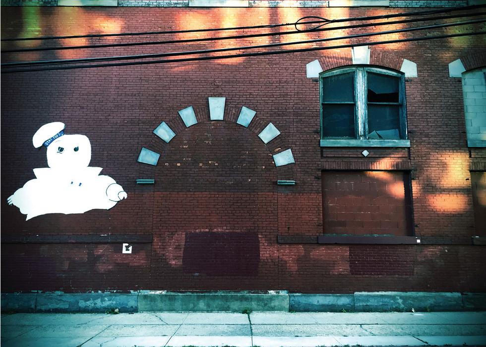 Wonderbread Ghostbuster