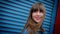 Model: Helena Koclanes