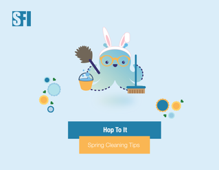 Hop To It: Spring Cleaning Tips All In One Place