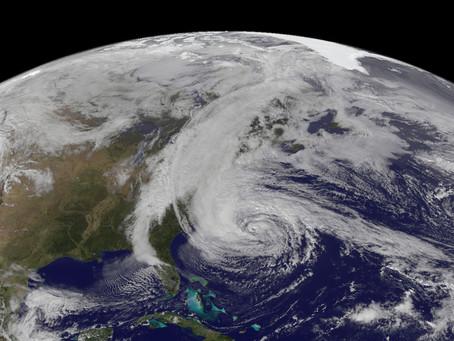 Eyeing Storms This Hurricane Season
