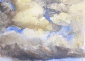 Cloudy Weather in the Studio