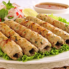 Chicken Seekh Kabob