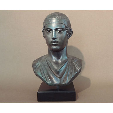bronze Delphi Charioteer