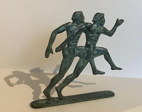 bronze runners