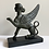Thumbnail: bronze sphinx on a marble base