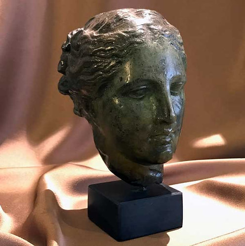 bronze Hygieia, goddess of health and wellbeing (small)