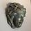 Thumbnail: bronze mask of Medusa