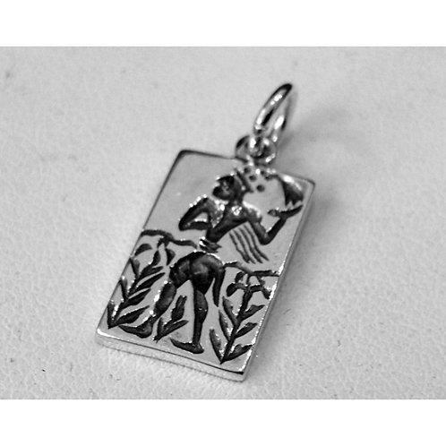 Minoan Prince of Lilies pendant