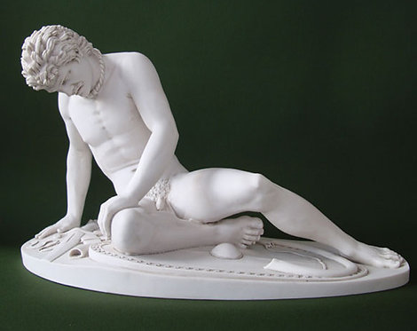 marble Wounded Gaul (large)
