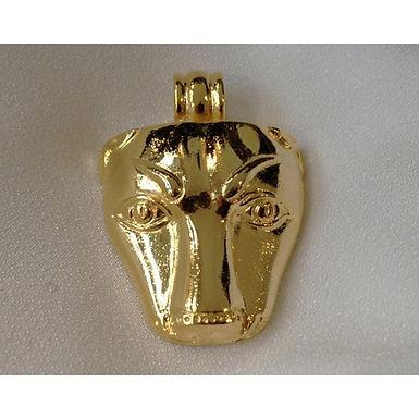 Mycenaean lion pendant