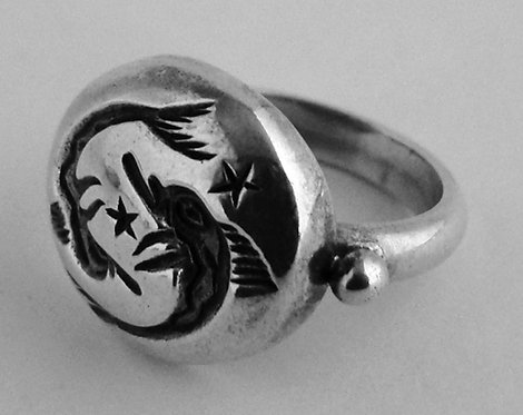 playful dolphins ring