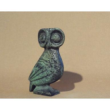 bronze medium lookout owl!